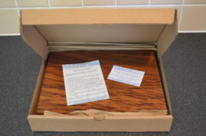 Large Unengraved Chopping Board in Box