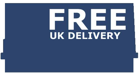 Blue Acorn Free UK Delivery Van