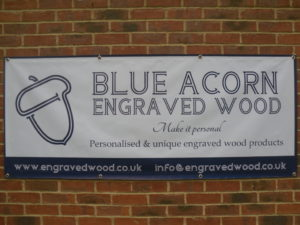 BAEW Personalised Wooden Chopping Boards Event Banner