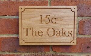 15c The Oaks