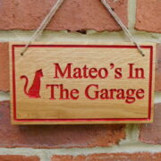 Red – Mateo's In The Garage